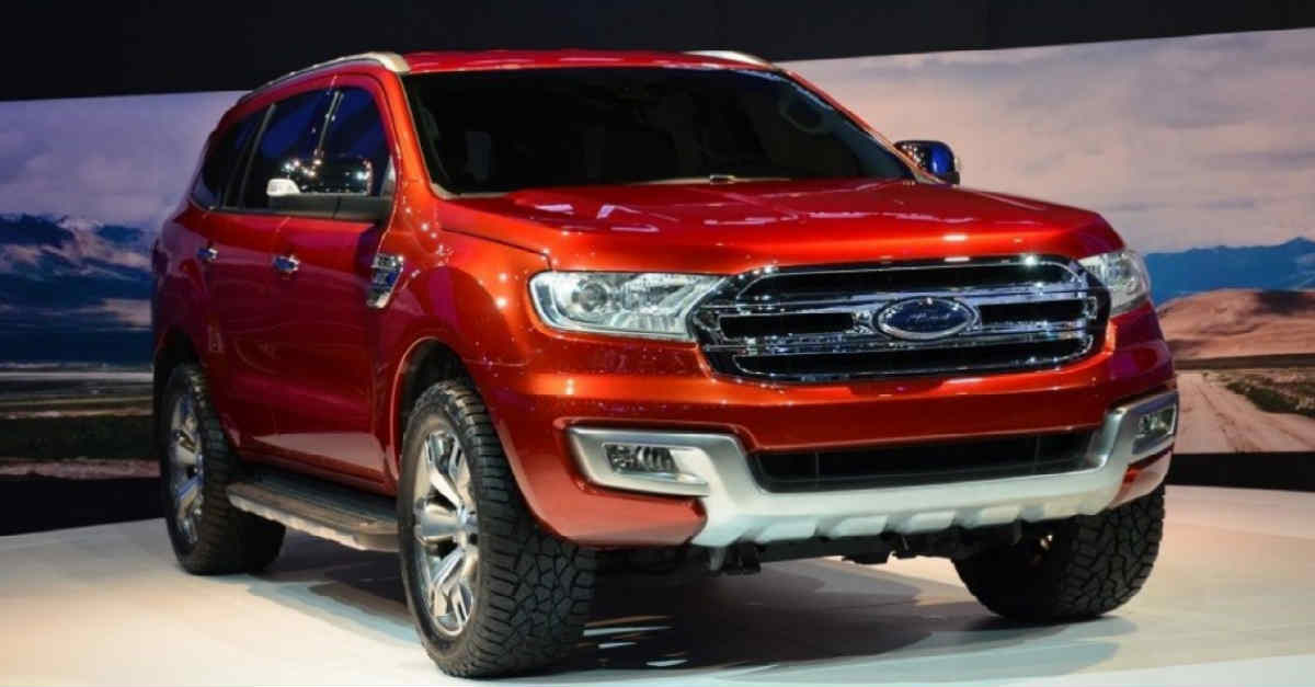 3 Reasons The New Ford Everest Rocks - RushCrunch