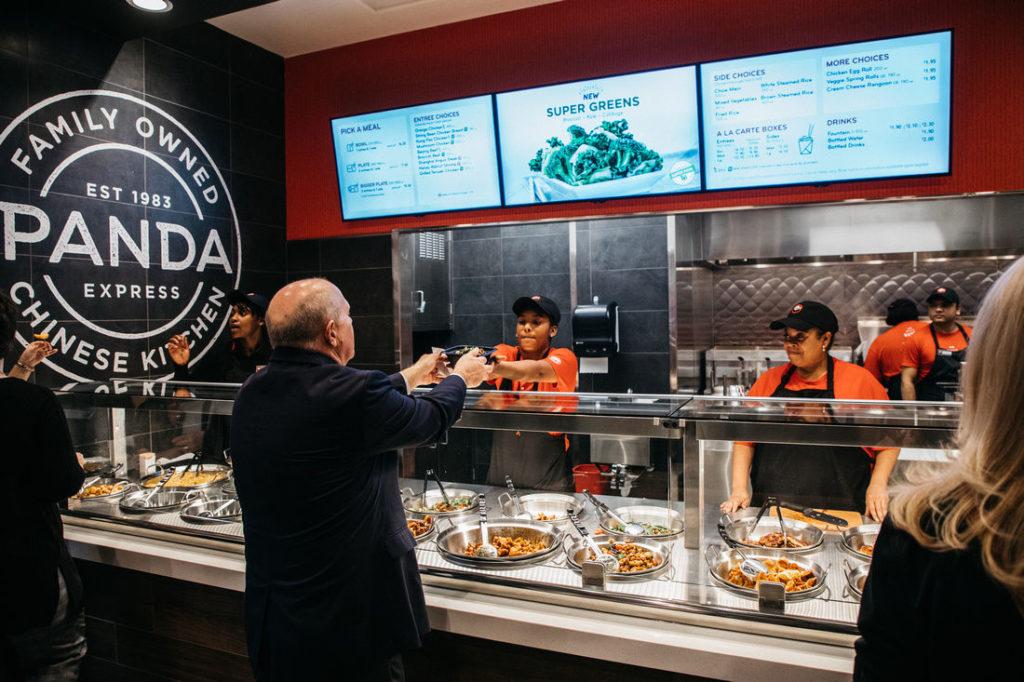 worst fast food restaurant panda express