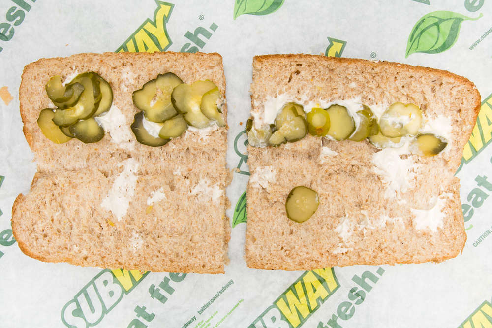 subway worst restaurant