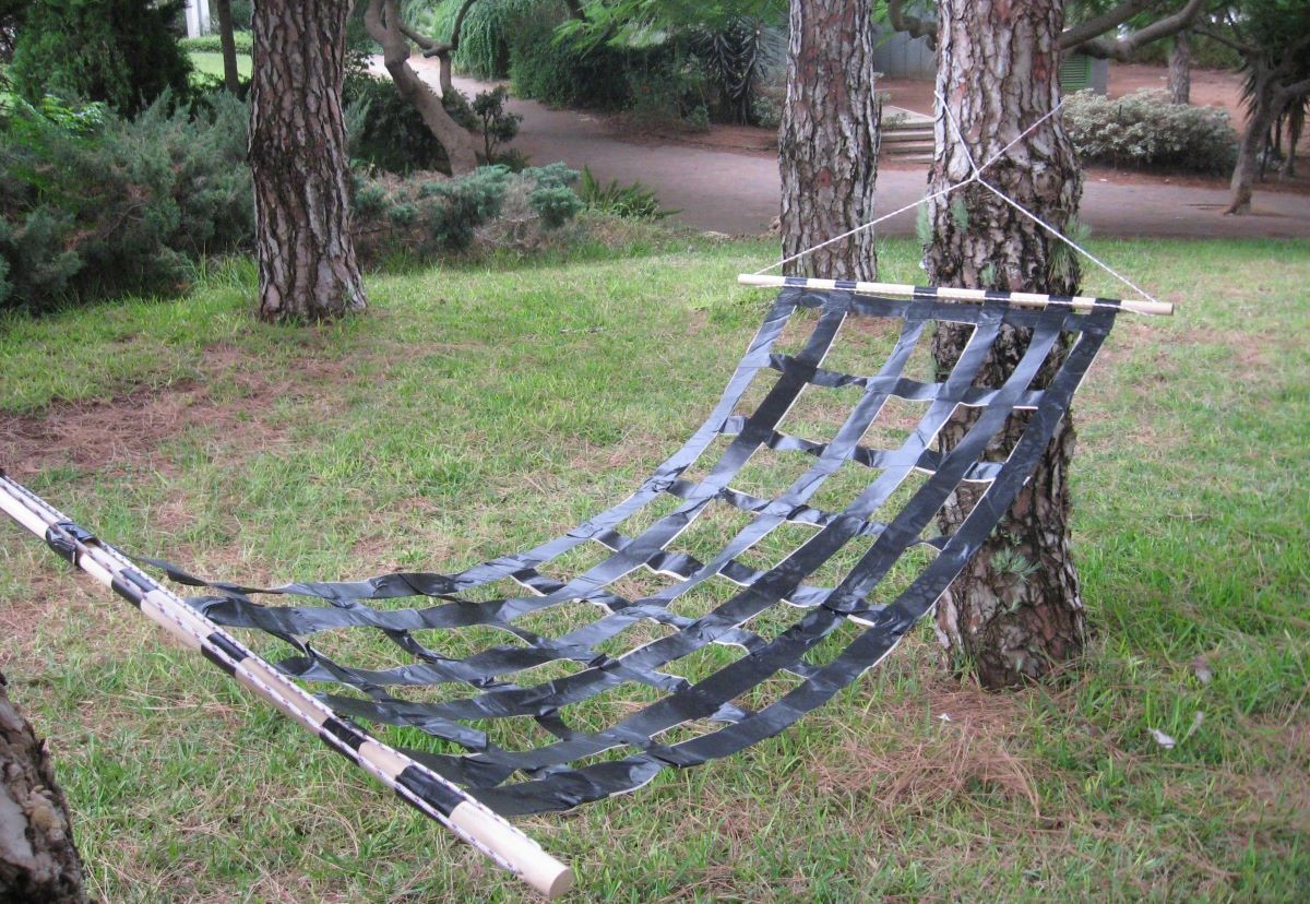 duct tape hammock