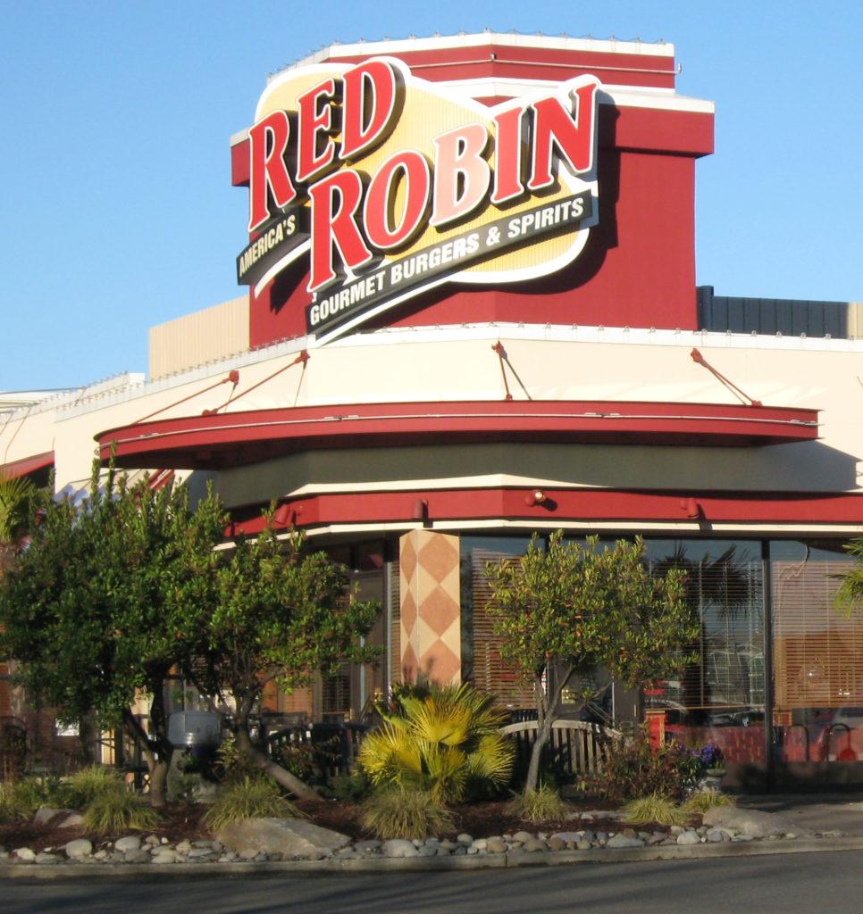 worst restaurant red robin