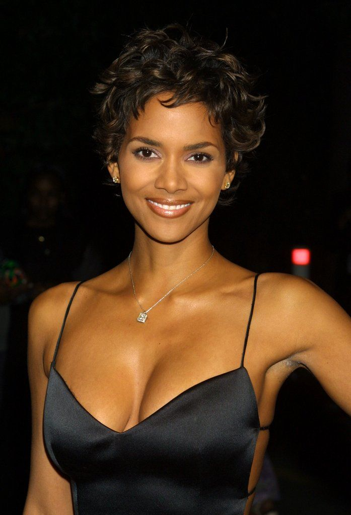 most beautiful woman halle berry