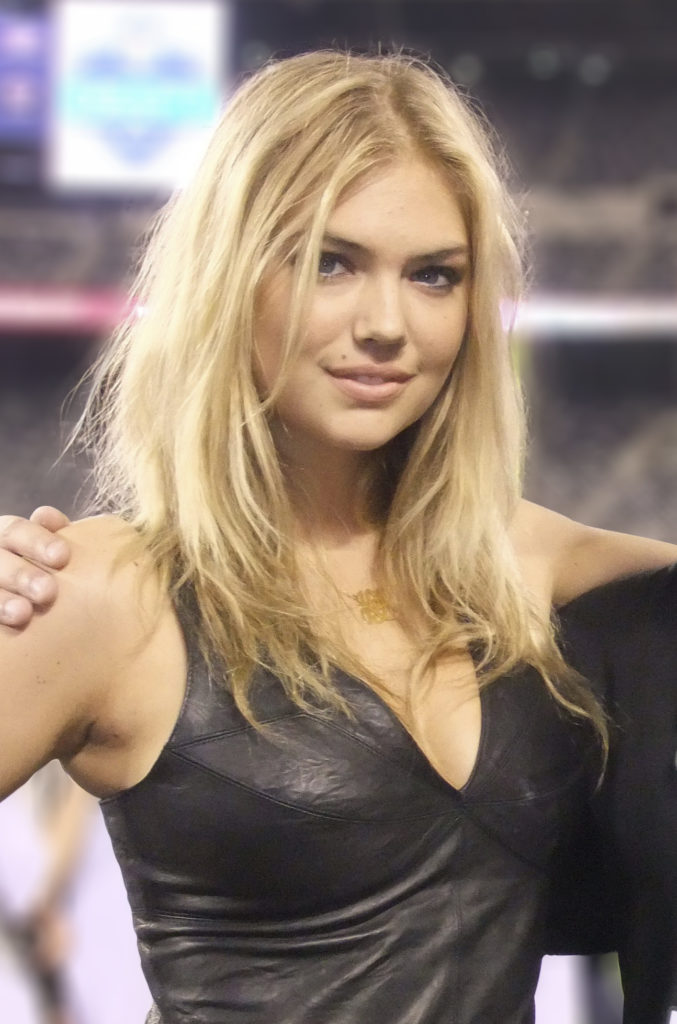 most beautiful woman in the world kate upton