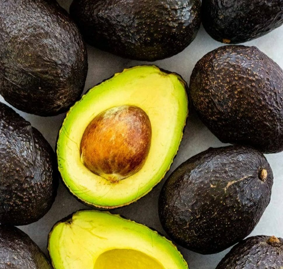 Avocado, foods that don't need to be refrigerated