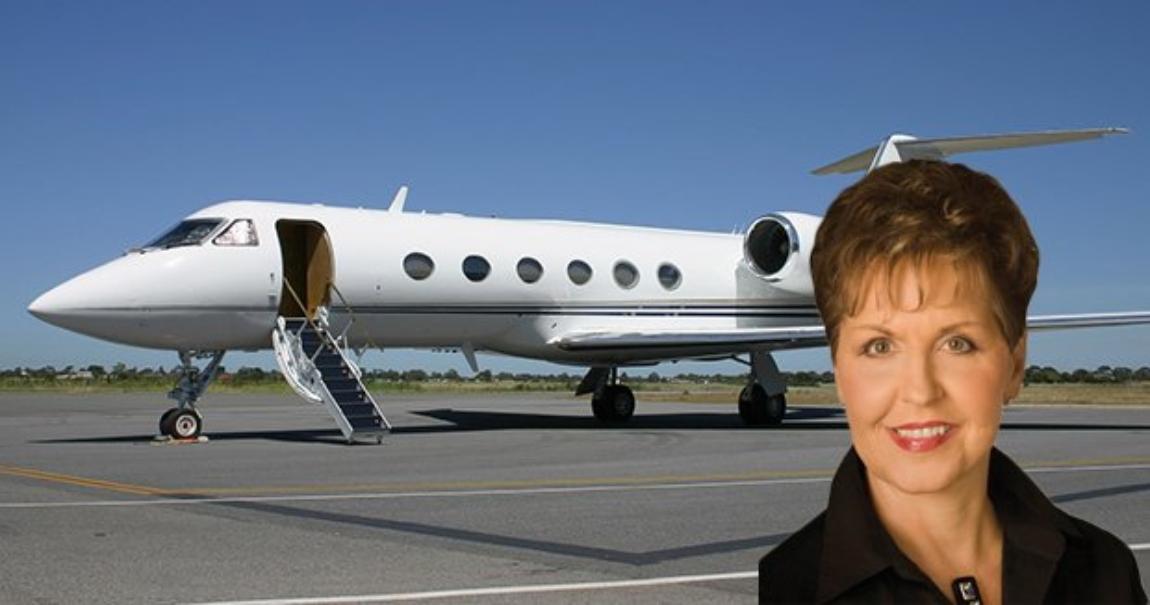 Joyce Meyer Jet