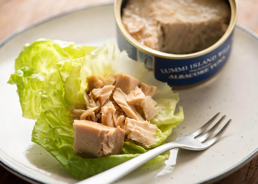 foods that never go in the fridge tuna